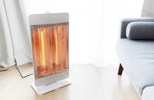 θέρμανση με ρεύμα Greenbuilding
