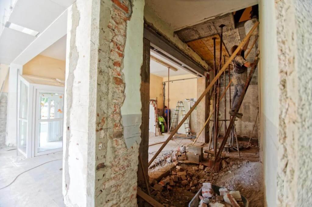 Ανακαίνιση του Σπιτιού: Οδηγός για όλες τις εργασίες ανακαίνισης
