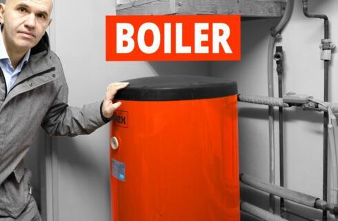 Boiler ΜΠΟΙΛΕΡ