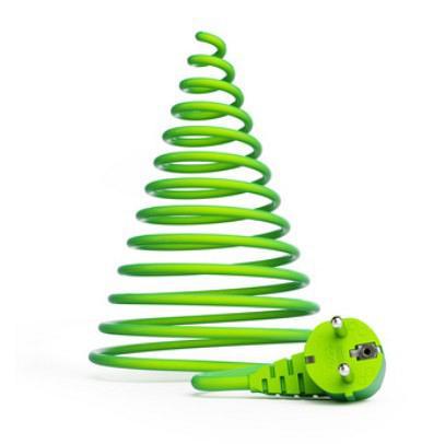 Χριστουγεννα και εξοικονομηση ενεργειας