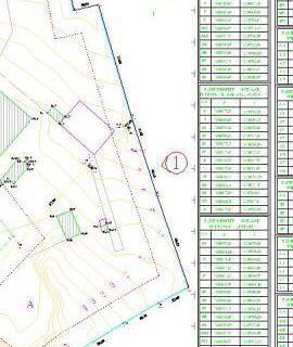 Τοπογραφικό σε ΕΓΣΑ 87 Greenbuilding