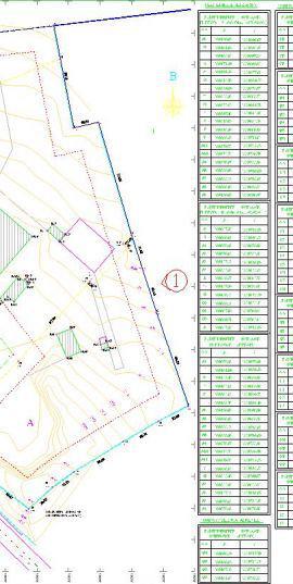 ΕΓΣΑ 87 τοπογραφικά διαγράματα για μεταβιβάσεις & κτηματολόγιο