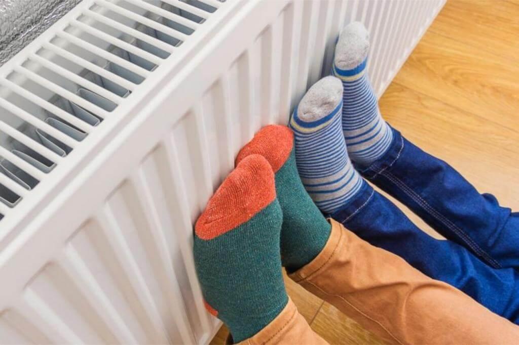 Δεν ζεσταίνει το σπίτι μου: Μάθετε γιατί και Κάντε κάτι για αυτό