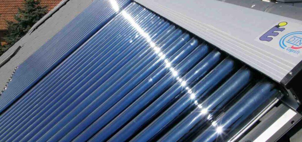 greenbuilding Ηλιακοί θερμοσίφωνες κενού