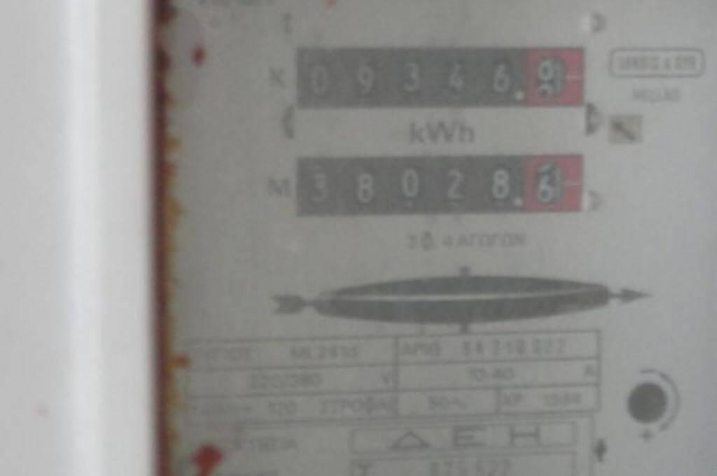 Κατανάλωση ρεύματος στο σπίτι-κατανάλωση ηλεκτρικού ρεύματος