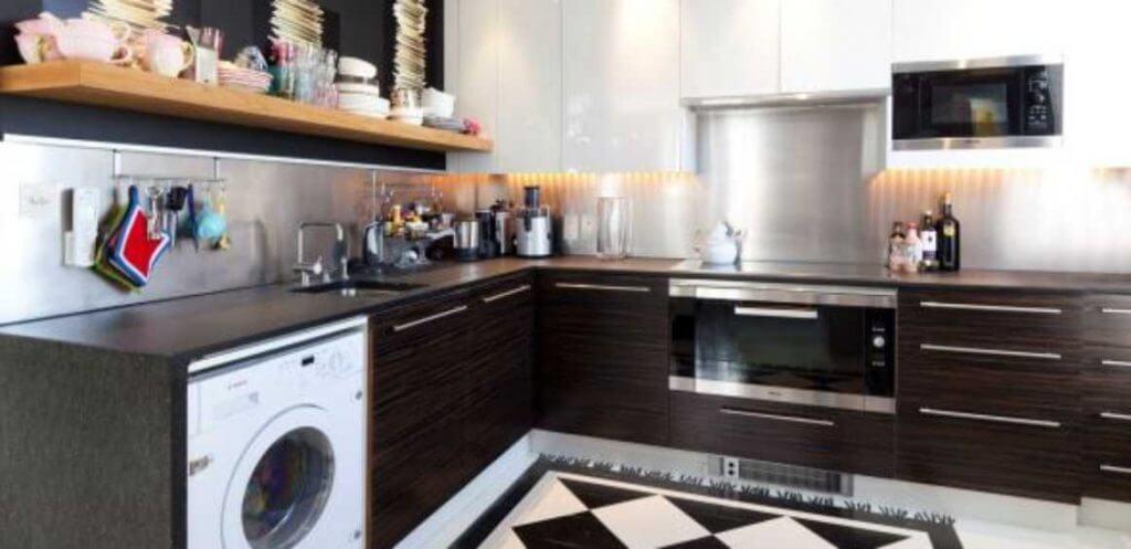 Greenbuilding Σχεδιασμός κουζίνας