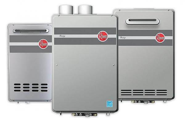 Ταχυθερμοσίφωνες: εξοικονόμηση ενέργειας και ζεστό νερό άμεσα