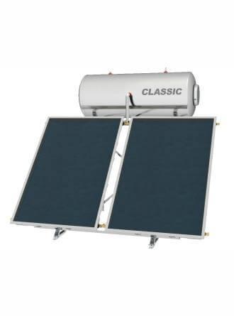 Ηλιακός Θερμοσίφωνας Nobel Classic 200 λίτρων - 200lt/3.0m²