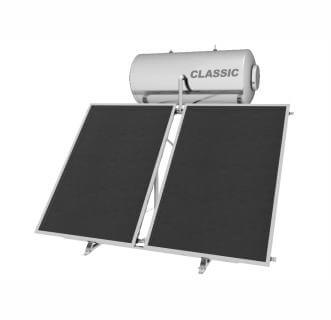 Greenbuilding Ηλιακός ΘερμοσίφωναςNobel Classic 160 λίτρων 160lt με επιφάνεια συλλέκτη 3.0m²