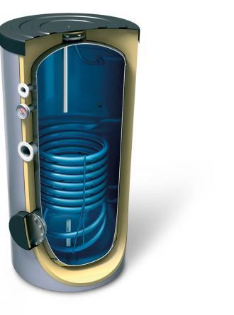 Μπόιλερ Βεβιασμένης Κυκλοφορίας για ζεστό νερό σε λεβητοστάσιο
