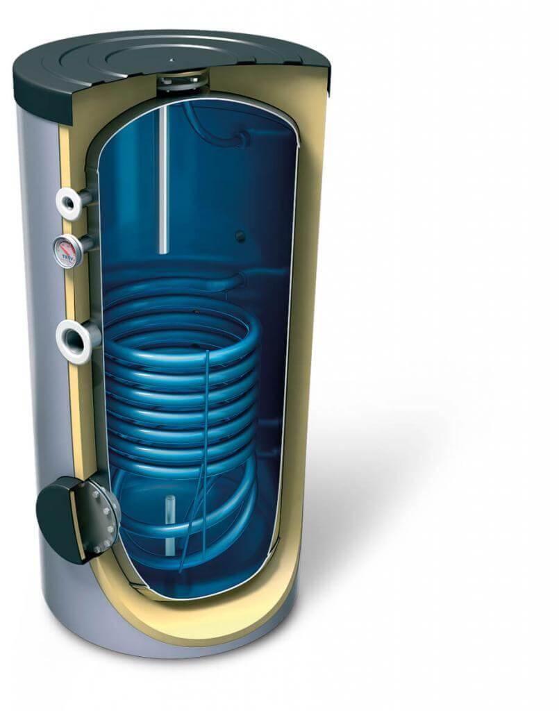 Boiler ή Μπόιλερ Βεβιασμένης Κυκλοφορίας για λεβητοστάσιο.
