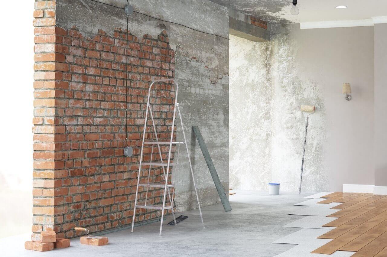 Άδεια Μικρής Κλίμακας σε ανακαινίσεις στην Αθήνα Greenbuilding