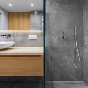 ανακαίνιση στο μπάνιο lux