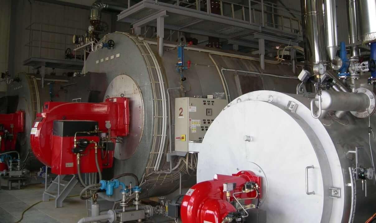 μελέτη φυσικού αερίου για εγκατάσταση σε βιομηχανία