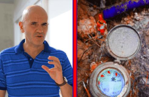 Video για παλιό σπίτι και τις υδραυλικές εγκαταστάσεις του