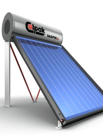 Calpak mark 4 160lt/2.6m² Επιλεκτικός