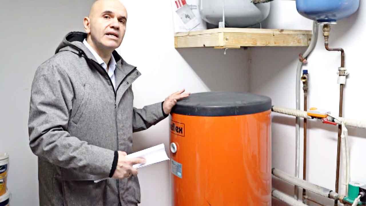 επιλογή για boiler ηλιακού θερμοσίφωνα